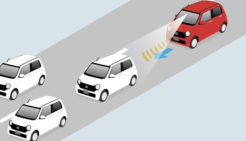 適切な車間距離を保つために。渋滞追従機能付きアダプティブクルーズコントロール(ACC)