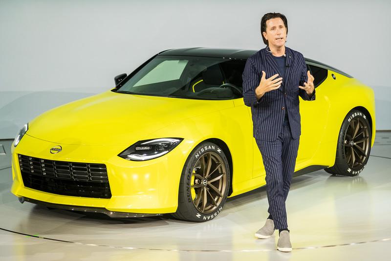 日産自動車株式会社 グローバルデザイン担当 専務執行役員 アルフォンソ・アルバイサ氏