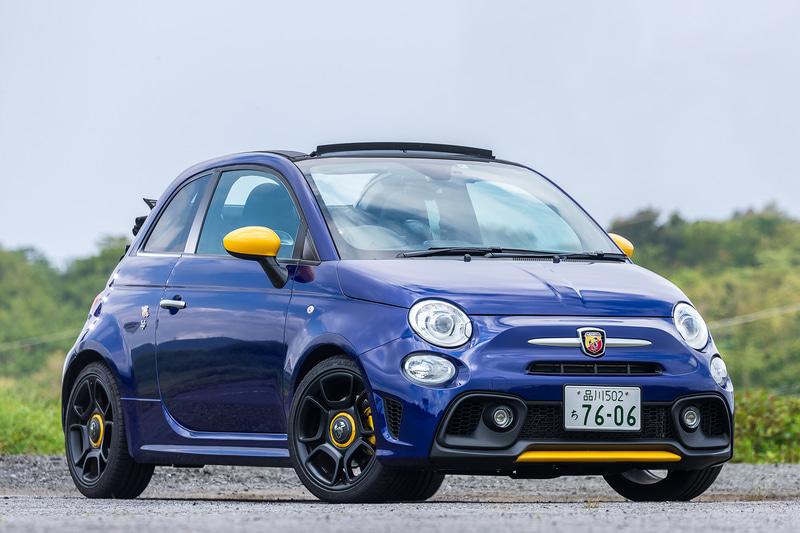"""5月16日に限定モデルとして発売された595C ピスタ。ピスタとはイタリア語で""""レーストラック""""の意"""