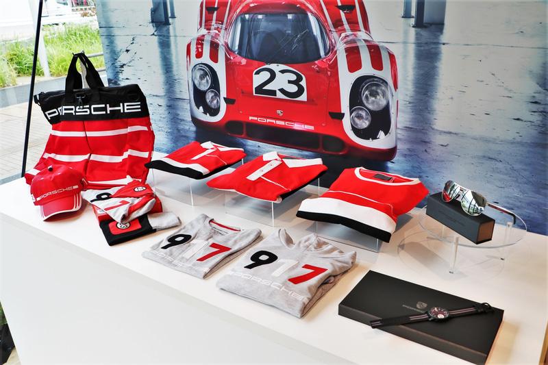 ドライバーズセレクションに新たに追加された「917ザルツブルクコレクション」