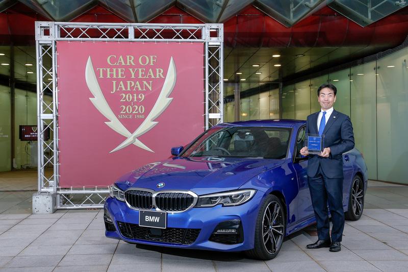 第40回 2019-2020 日本カー・オブ・ザ・イヤー 10ベストカー:BMW「3シリーズ セダン」