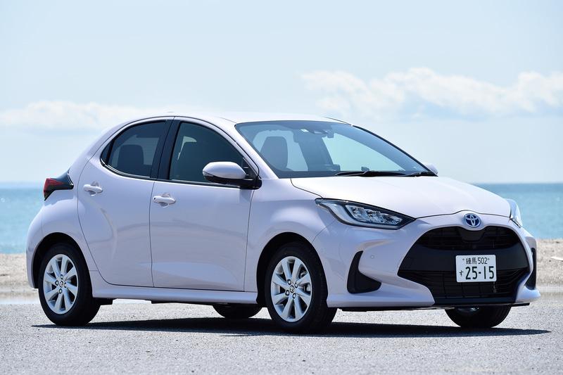 2020年度上半期の車名別販売ランキングでトヨタ自動車の「ヤリス」が乗用車1位に