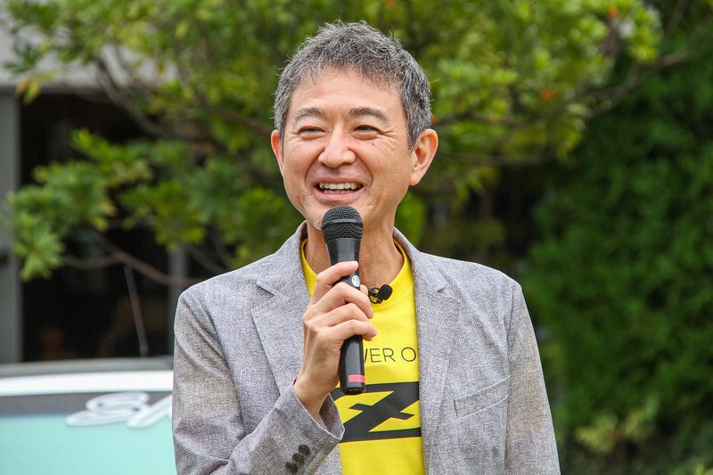 日産自動車株式会社 チーフプロダクトスペシャリストの田村宏志氏
