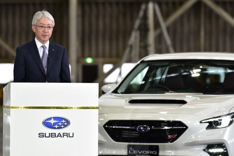 株式会社SUBARU 代表取締役社長 CEO 中村知美氏