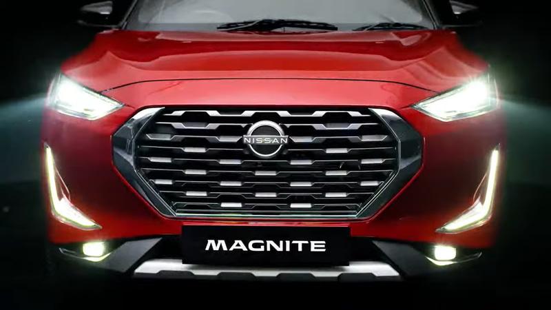 マグナイトは2021年初頭にインドで発売し、その後は他の国にも展開する予定という