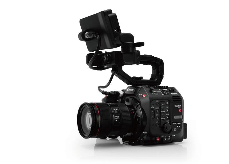 デジタルシネマカメラ「EOS C500 Mark II/EOS C300 Mark III」:キヤノン株式会社(東京都)