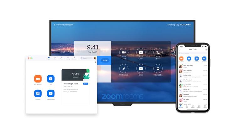 ビデオ会議システム「Zoom」:Zoom Video Communications, Inc.(United States of America)