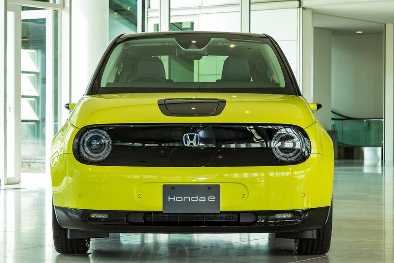ホンダの新型EV「Honda e」