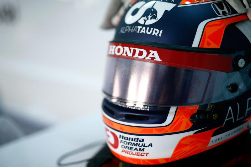 ヘルメット Photo:Honda