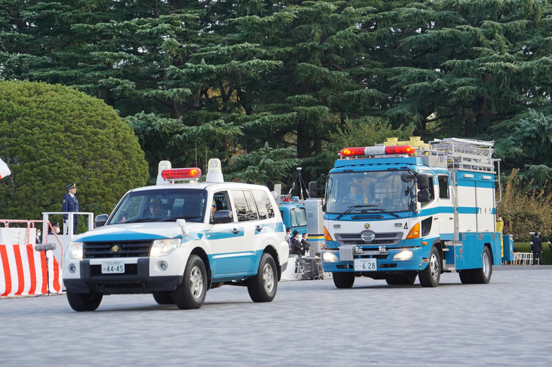 広域緊急援助隊