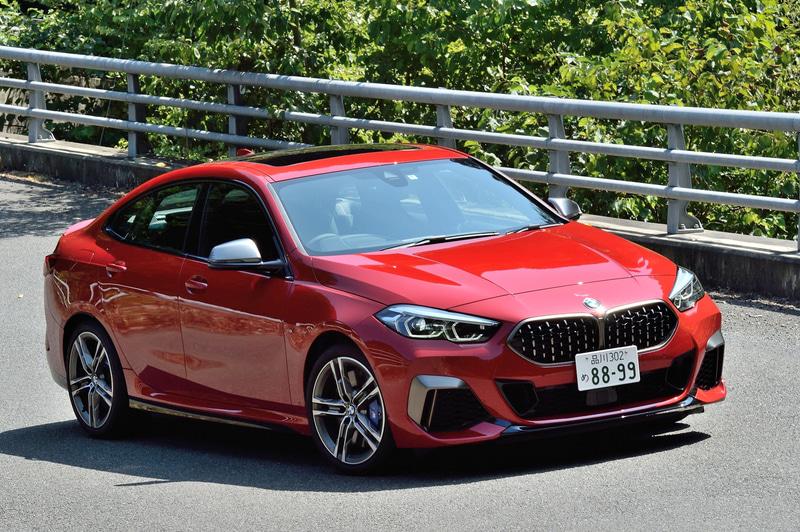 BMW「2シリーズ グランクーペ」