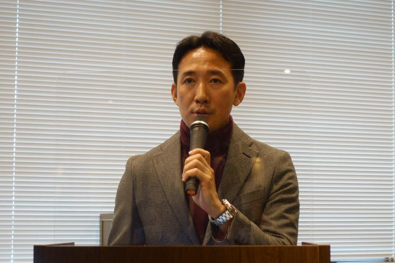 野村不動産株式会社 ビルディング事業一部 営業課 田中慶介氏