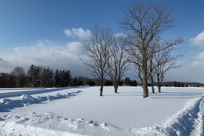 北国から雪の便りが聞こえてきた