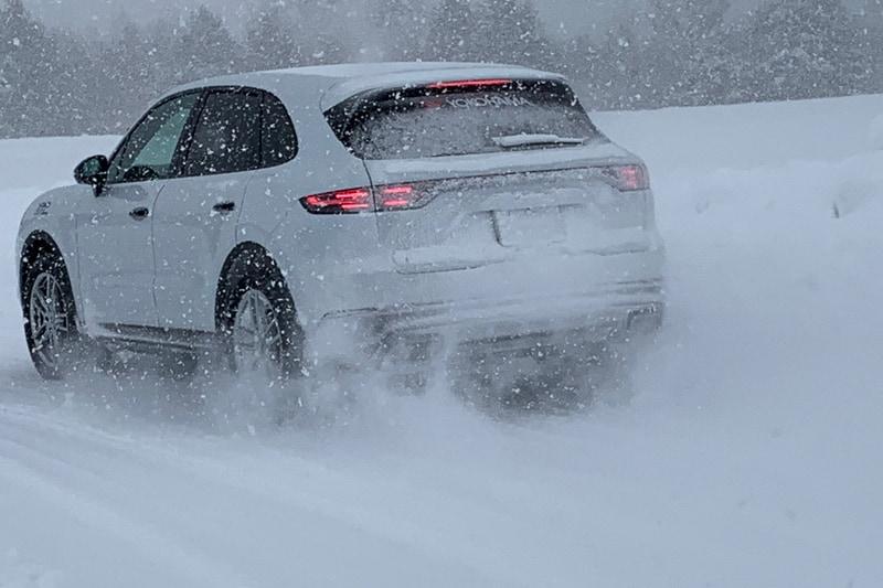 スノードライブは楽しい。雪が降ると意味もなく出かけていたモンです