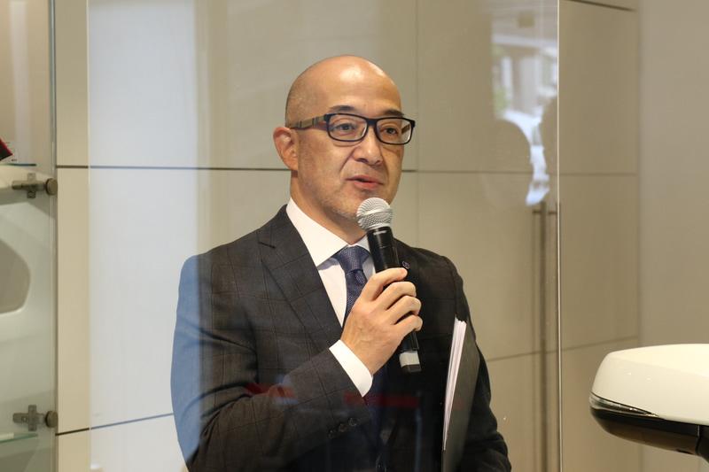 株式会社光岡自動車 執行役員 ミツオカ事業部 事業部長 営業企画本部長 渡部稔氏