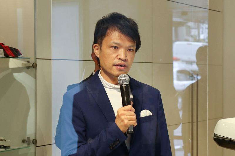 株式会社光岡自動車 企画開発課課長 青木孝憲氏
