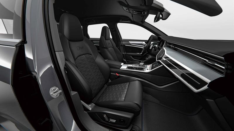 新型RS 6 アバント