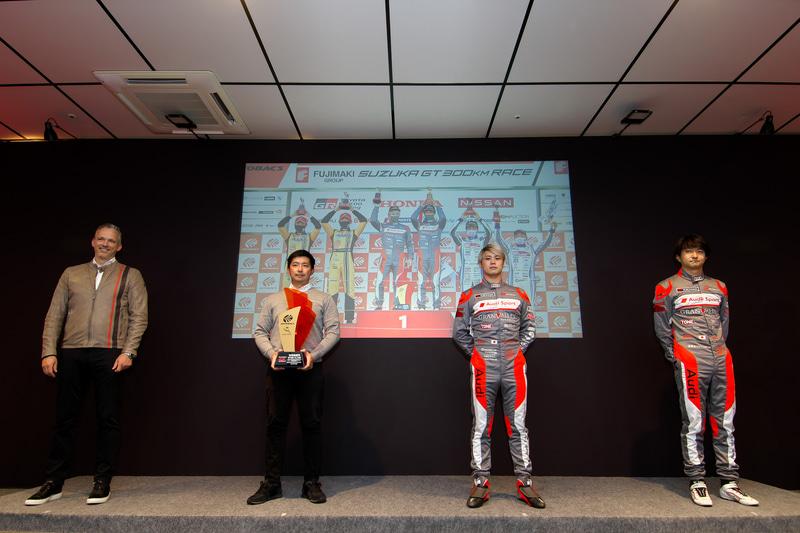 SUPER GT第6戦鈴鹿で優勝した一ツ山レーシングを紹介するノアック社長