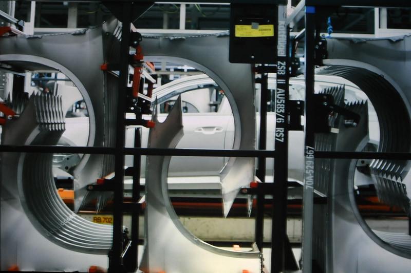 高品質なアウディの製造工程を紹介