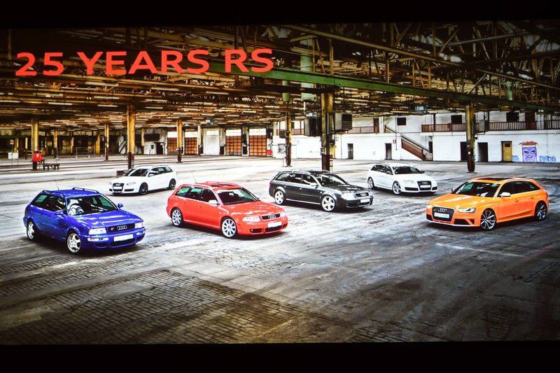 RSは25周年
