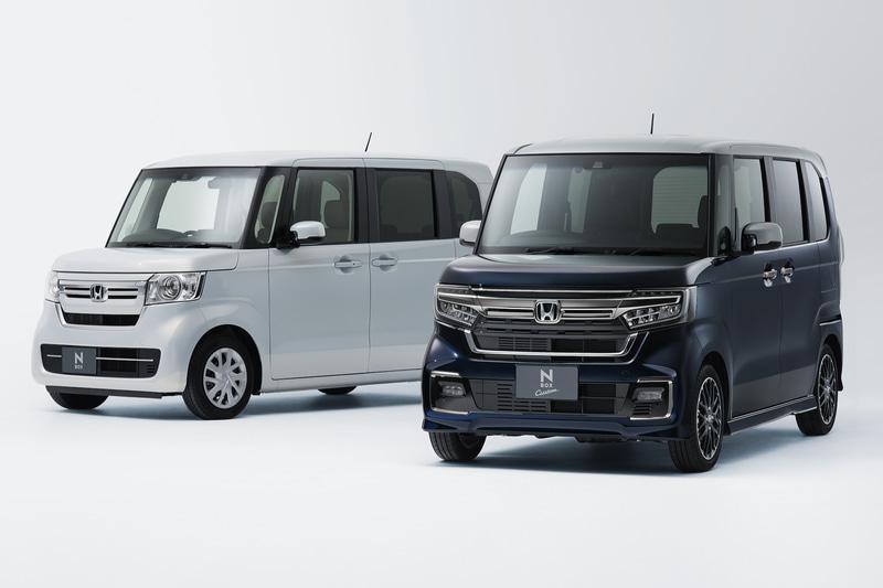 本田技研工業「N-BOX」(写真は12月24日に正式発表予定のマイナーチェンジモデル)