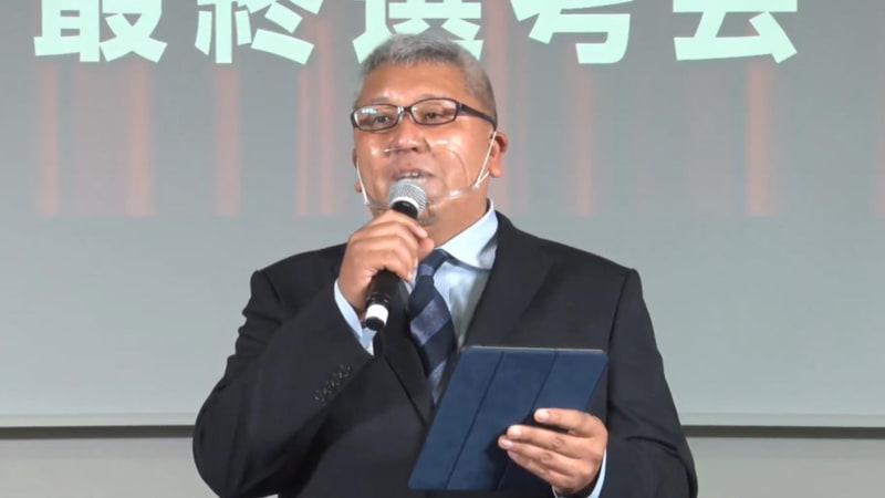 日本カー・オブ・ザ・イヤー実行委員会 実行委員長の清水謙一氏