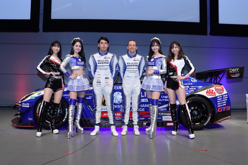 2020年のSUPER GTでGT300クラスを制したKONDO RACINGによる「シリーズチャンピオン報告会」が開催された