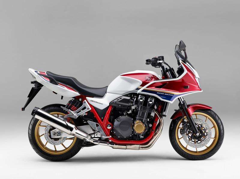 CB1300 SUPER BOL D'OR パールサンビームホワイト 価格167万2000円