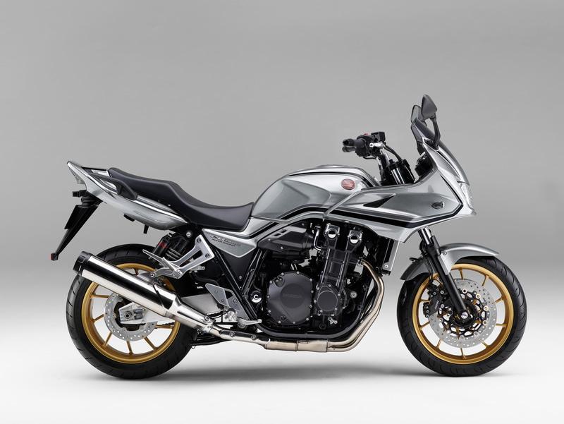 CB1300 SUPER BOL D'OR ベータシルバーメタリック 価格167万2000円