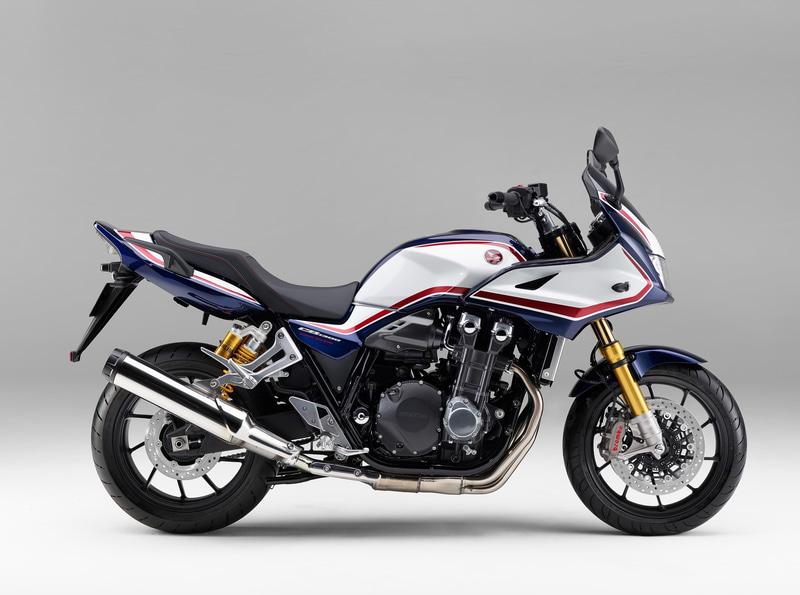 CB1300 SUPER BOL D'OR SP パールホークスアイブルー 価格204万6000円