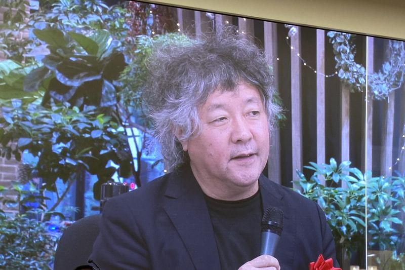 審査委員長を務める、脳科学者の茂木健一郎さん。子どもたち1人ひとりの個性と才能を引き出すコミュニケーションに、毎回さすがと感心させられます