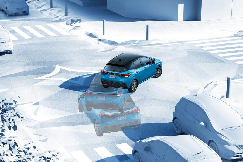 新型ノート e-POWER 4WDはさまざま路面状況下で力強く安定した快適な走りを実現する