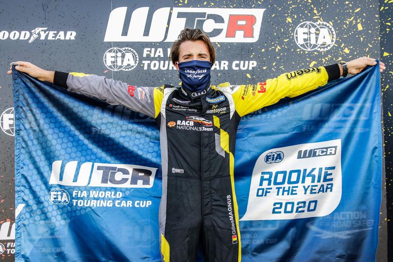 ジレス・マグナス選手擁するComtoyou Racingがルーキークラスでタイトルを手中に