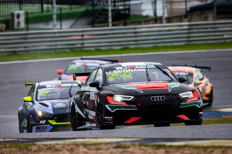 TCR Europeではメディー・ベナーニ選手がドライバーズタイトルとチームタイトルを獲得