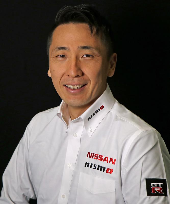 NISMOチームの松田次生選手(左)、ロニー・クインタレッリ選手(右)