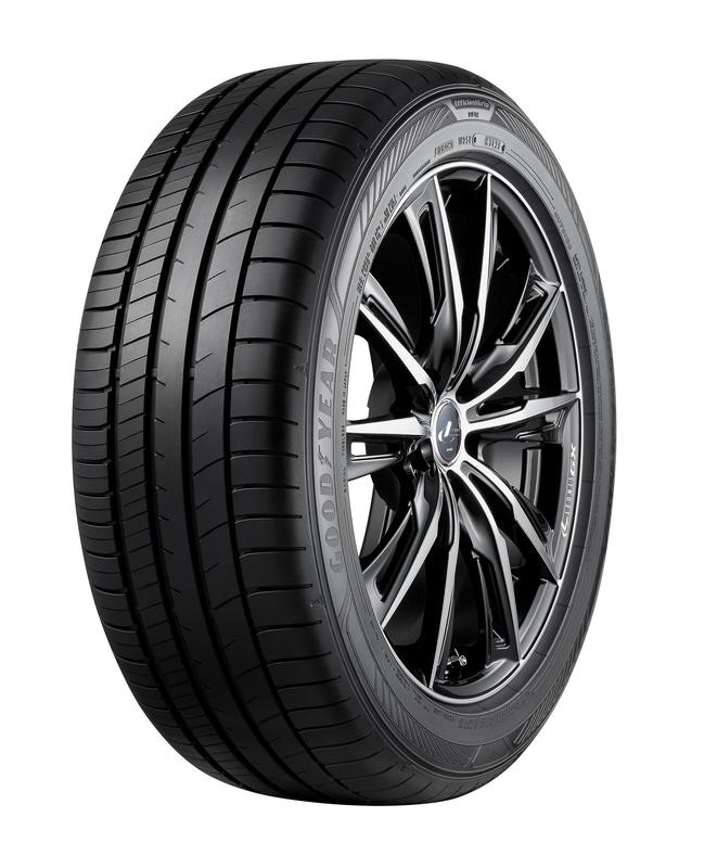 ミニバン専用タイヤ「EfficientGrip RVF02」