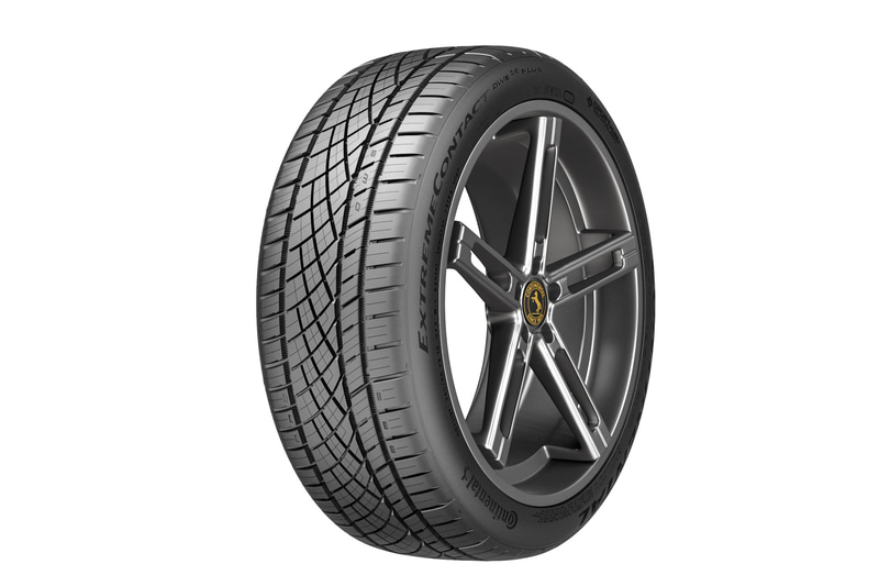 スポーツタイヤ「ExtremeContact DWS06 PLUS」を3月1日から順次発売