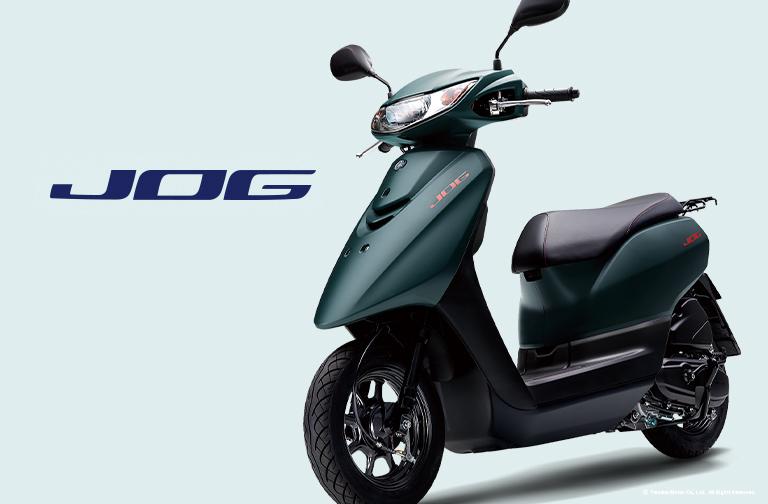 ジョグの2021年モデルが3月3日に発売