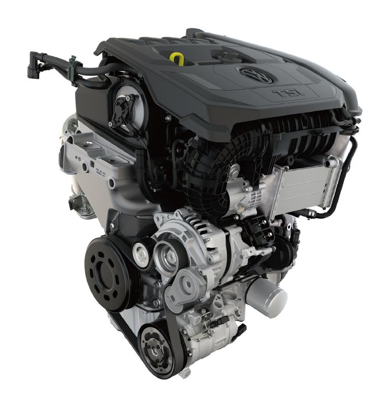 初の48Vマイルドハイブリッドシステムを搭載。排気量は1.0リッターと1.5リッターの2種類のモデルが導入される