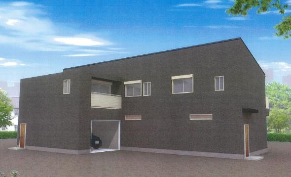 建物外観イメージ