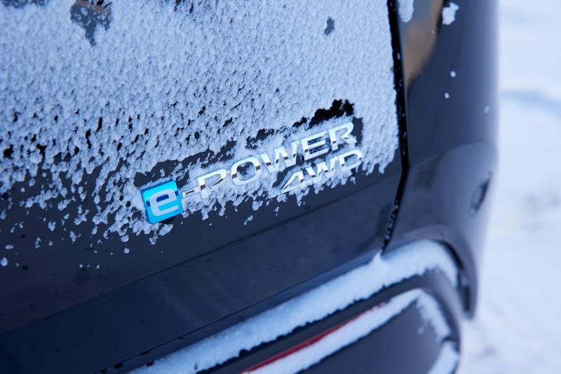 ノート e-POWER 4WD