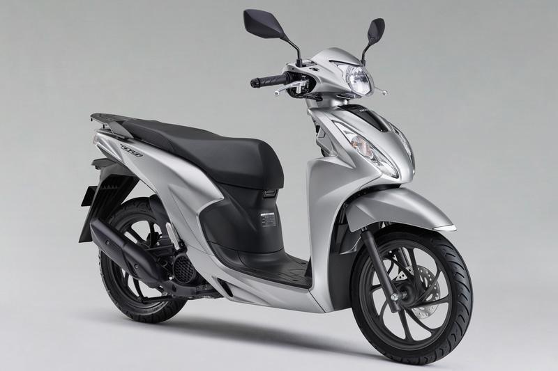 2021 国内発売予定モデル「Dio110」