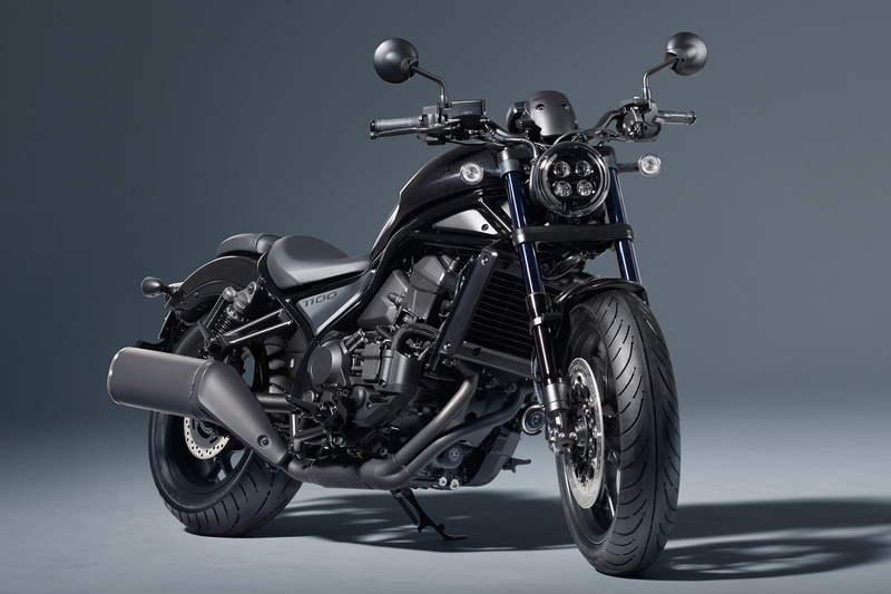 2021 国内発売予定モデル「Rebel 1100」