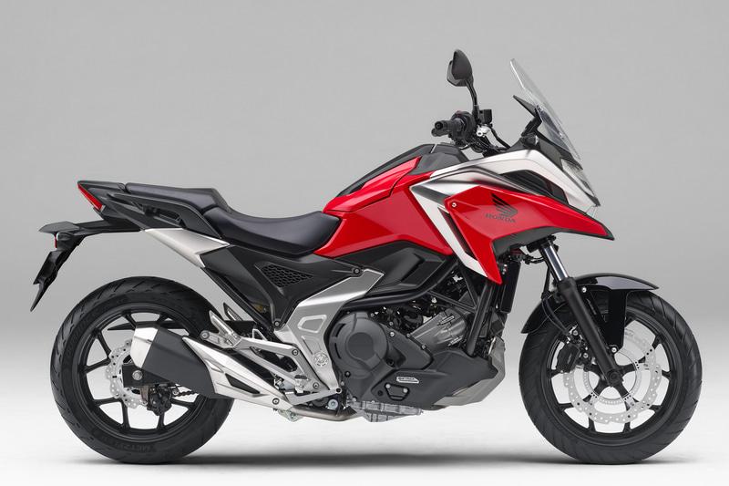2021 国内発売予定モデル「NC750X」