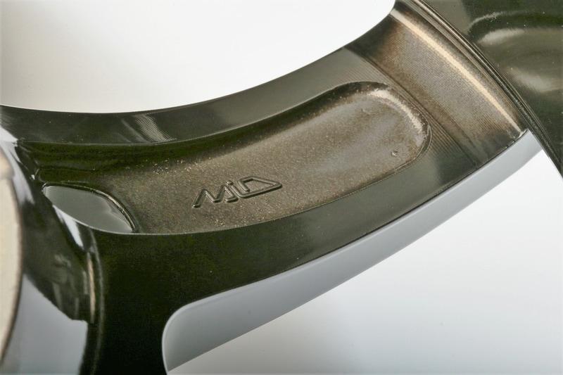 MIDのホイールはJWLより厳しい基準に設定している「MIDスペック」での強度、耐久試験を行なっている