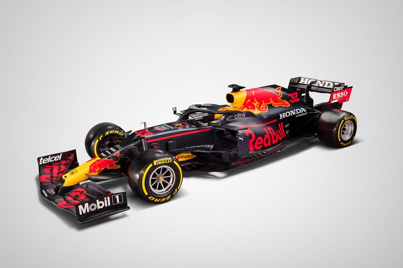 レッドブル・レーシング・ホンダの2021年シーズンマシン「RB16B」