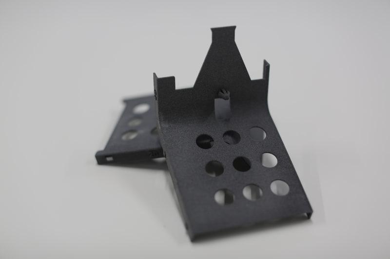 R32型スカイラインGT-R ハーネス用プロテクター(樹脂部品)