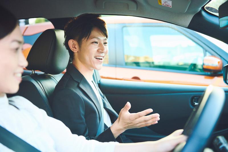 セールスを目的としない「日産ブランドクルー」が、日産のブランド体験をサポート(神奈川日産自動車 百合ヶ丘店)
