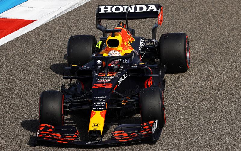 レッドブル・ホンダのマックス・フェルスタッペン選手 (C)Getty Images / Red Bull Content Pool