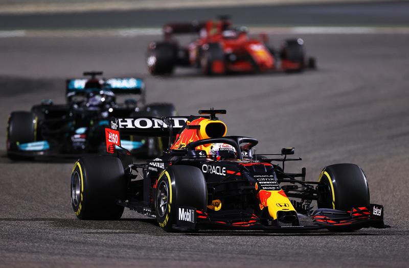 マックス・フェルスタッペン選手(33号車 レッドブル・レーシング・ホンダ) (C)Getty Images / Red Bull Content Pool